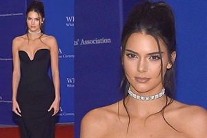 Glamour beim White House Correspondents' Association Dinner