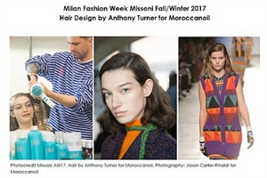 PR/Pressemitteilung: Milan Fashion Week - Fall/Winter 2017