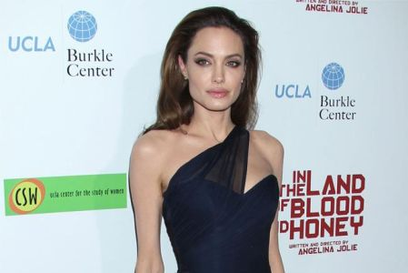 Angelina Jolie bei 'Cinema for Peace'-Gala geehrt