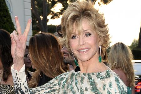 Jane Fonda soll First Lady Nancy Reagan spielen