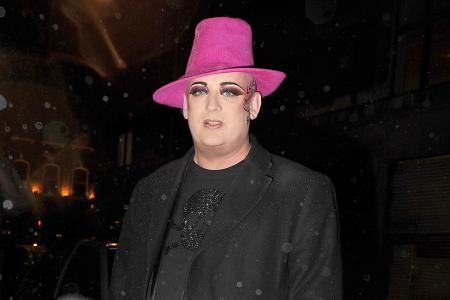 Boy George von Fan attackiert