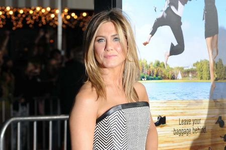 Jennifer Aniston vergisst oft ihr Alter