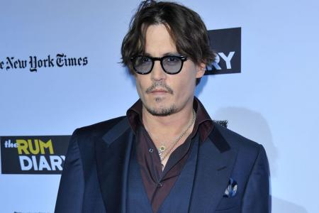 Johnny Depp: Mutter auf Intensivstation