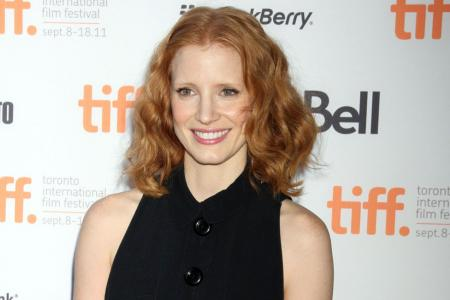 Jessica Chastain: Oma als Mode-Ikone