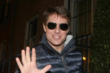Tom Cruise will ins Weltall