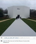 Dior Haute Couture Show Spring Summer 2015